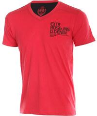 TopMode Pánské tričko korálová