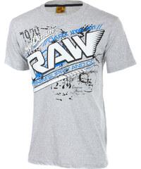 TopMode Pánské tričko světle šedá