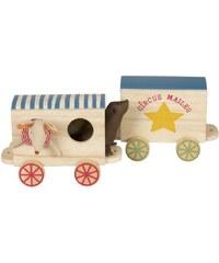 Maileg Cirkusový vůz menší Zelená kolečka