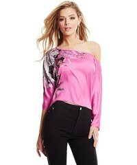 Guess by Marciano Halenka Blossom Crop Top