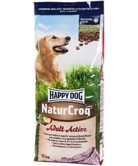HAPPY DOG Hundetrockenfutter »NaturCroq Adult Active«, 15 kg
