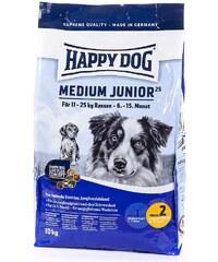 HAPPY DOG Hundetrockenfutter »Medium Junior«, 10 kg