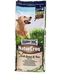 HAPPY DOG Hundetrockenfutter »NaturCroq Adult Lamm & Reis«, 15 kg