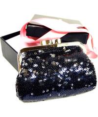 Victoria´s Secret Černá peněženka na drobné mince Victoria's Secret