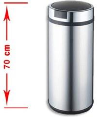 Automatický bezdotykový odpadkový koš Largo 42 litrů La Perfecta largo42