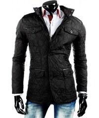 Pánská bunda Turtlo černá - černá