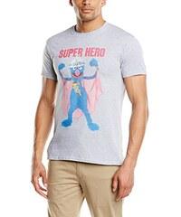 Sesame Street Herren T-Shirt, Einfarbig