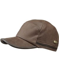 Stetson Byers II - baseballová čepice z hnědého nubuku