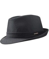 Stetson Benavides - černý trilby klobouk