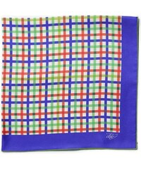 Hedvábný šátek s barevnou kostičkou, A Piece of Chic