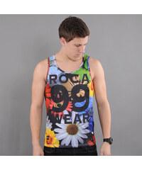 Roca Wear 99 Floral Tank Top multicolor