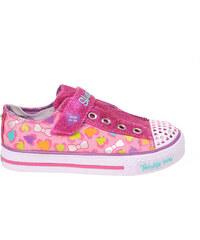 Skechers Jumpin-Hearts hot pink-multi