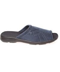 Rejnok Dovoz Rogallo pánské domácí pantofle 18922 modré