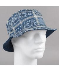 LRG Bandana Reversible Bucket Hat modrý / bílý