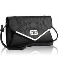 b111e0586ca LS Fashion Černé psaníčko LSE00174 černá