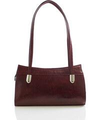 Dámská kabelka červená přes rameno - Royal Style 0809 červená