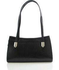 Dámská kabelka černá přes rameno Royal Style 0809 černá