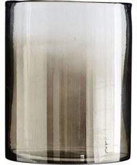 Madam Stoltz Skleněná váza s kouřovým efektem