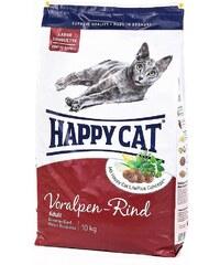 HAPPY CAT Katzentrockenfutter »Adult Voralpen-Rind«, 10 kg