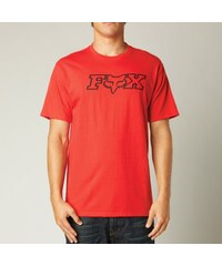 Pánské tričko Fox Legacy fheadx Ss Tee Red XL