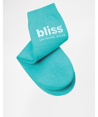 Bliss - Fußpflegesocken - Transparent