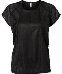 Y.A.S SPORT Sportovní triko YAS SPORT černé