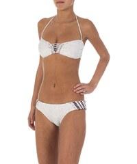 plavky RIP CURL - Coachella Bandeau Set Cream (0082)