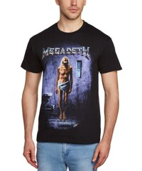 Live Nation Herren, T-Shirt, Megadeth - Countdown