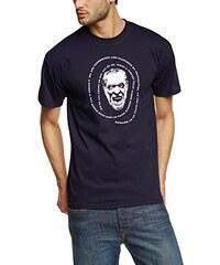 Shirtzshop Herren T-Shirt Original Bukowski We Are All Going To Die