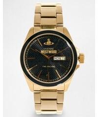 Vivienne Westwood - Uhr aus Gold-Metall - Gold