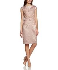 APART Fashion Damen Etui Kleid 57043, Knielang, Einfarbig