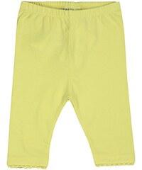 Kanz Baby - Mädchen Legging Capri, Einfarbig