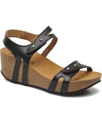 Rondinaud - Falleron - Sandalen für Damen / schwarz