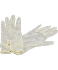 Jadi Dámské společenské rukavice krajka bílá