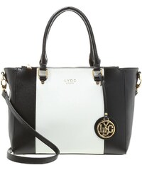 LYDC London Shopping Bag black/white