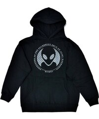 mikina ALIEN WORKSHOP - Defenders Youth Plvr Black (CERNA)