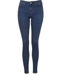 Topshop MOTO Mid Stone Leigh Jeans