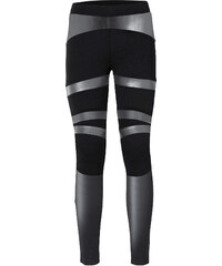 BODYFLIRT boutique Legging Teri noir femme - bonprix