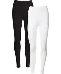 bpc bonprix collection Lot de 2 leggings blanc femme - bonprix