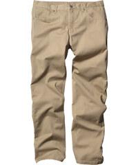 bpc bonprix collection Pantalon 5 poches Regular Fit, N. beige homme - bonprix
