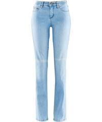 John Baner JEANSWEAR Jean extensible, Taille longue bleu femme - bonprix