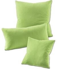 bpc living Housses de coussin Jersey (lot de 2) vert maison - bonprix