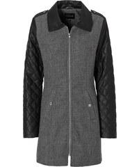 BODYFLIRT Manteau gris manches longues femme - bonprix