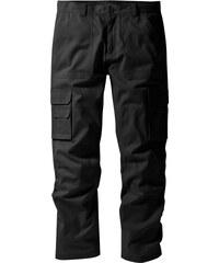 bpc selection Pantalon cargo Regular Fit Straight, N. noir homme - bonprix