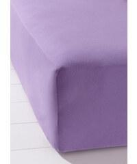 bpc living Drap-housse Elastic Jersey violet maison - bonprix