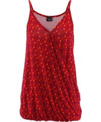 bpc bonprix collection Top rouge sans manches femme - bonprix