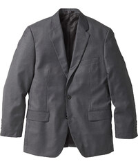bpc selection Veste de costume Regular Fit, N. gris manches longues homme - bonprix