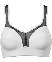 bpc bonprix collection Nice Size Soutien-gorge de sport niveau 4, Bon. C blanc lingerie - bonprix