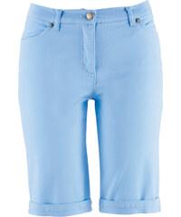 bpc bonprix collection Bermuda extensible galbant bleu femme - bonprix