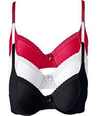 bpc bonprix collection Soutiens-gorge (lot de 3), Bon. C blanc lingerie - bonprix